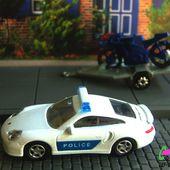 PORSCHE 911 TURBO POLICE JOYCITY - car-collector.net