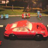 PORSCHE CARRERA ROUGE CORGI - car-collector.net