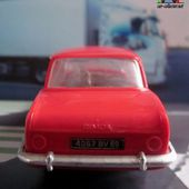 SIMCA 1500 BERLINE 1963 NOREV 1/43 - car-collector.net