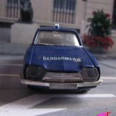 CITROEN GS 1220 PALLAS BREAK GENDARMERIE LUSO TOYS 1/43 - car-collector.net