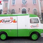 CITROEN TYPE H VAN YOPLAIT 1947 MATCHBOX 1/43 - car-collector.net
