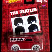 FORD DAIRY DELIVERY THE BEATLES HOT WHEELS 1/64 - car-collector.net