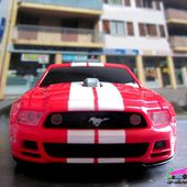 SOURIS SANS FIL FORD MUSTANG GT LANOMICE - car-collector.net