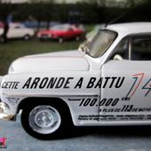 FASCICULE N°86 SIMCA ARONDE ELYSEE DES RECORDS IXO 1/43 - car-collector.net
