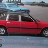 FASCICULE N°93 TALBOT ALPINE 1600 SX 1980 IXO 1/43 - car-collector.net
