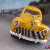 PEUGEOT 203 COMMERCIALE 1954 EDITION SPECIALE 70 ANS SOLIDO 1/43 - car-collector.net