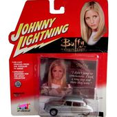 CITROEN DS BERLINE BUFFY CONTRE LES VAMPIRES JOHNNY LIGHTNING 1/64 - car-collector.net