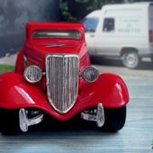 2601. 32 FORD COUPE HOT RODS MAJORETTE 1/32 - car-collector.net