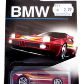 BMW M1 WIND SPLITTER STREET DOG HOT WHEELS 1/64 - car-collector.net