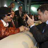 """Kadhafi sur France 3 : """" Je lui ai donné l'argent avant qu'il ne devienne président... """" - France-Irak Actualité"""