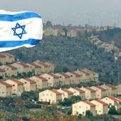 Israël : Annexion de la Palestine au travers des «blocs de colonisation»