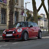 AE51 * Mini Cooper (R56) S JCW '09 - Palais-de-la-Voiture.com