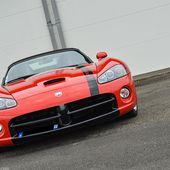 AD19 * Dodge Viper SRT-10 roadster '03 - Palais-de-la-Voiture.com