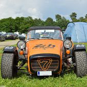 AA54 * Lotus Caterham Seven Roadsport 143 '00 - Palais-de-la-Voiture.com