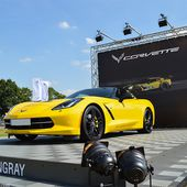 AG74 * Chevrolet Corvette C7 Stingray coupé Z51 '14 - Palais-de-la-Voiture.com