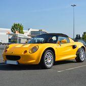 AD27 * Lotus Elise S1 '96 - Palais-de-la-Voiture.com