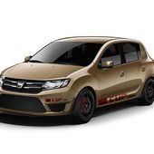 Dacia Sandero Cup Edition : the show must go on ? - Palais-de-la-Voiture.com
