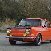 AA56 * Simca 1000 Rallye 1 '72 - Palais-de-la-Voiture.com