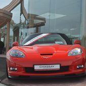 AE96 * Chevrolet Corvette C6 ZR1 '13 - Palais-de-la-Voiture.com