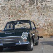 AB33 * Ford Cortina Mk1 GT berline '64 - Palais-de-la-Voiture.com