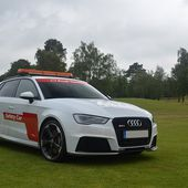 AG89 * Audi RS3 (8V) Sportback Safety car '15 - Palais-de-la-Voiture.com