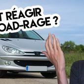 Comment réagir face à un road-rage ? - Palais-de-la-Voiture.com