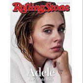 People: Adéle pose sans maquillage a la Une de Rolling Stone !