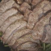 RÔTI DE PALERON SUR SON LIT D'HARICOTS VERT - La Cuisine Juive Sepharad et autres recettes gourmandes ...