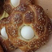 PETITS PAINS AUX OEUFS POUR KIPPOUR - La Cuisine Juive Sepharad et autres recettes gourmandes ...