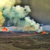 Situation au Bárðarbunga, Dyngjiujökull et Holuhraun le 06.09.14. - Earth of fire