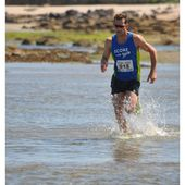 Saint Vaast la Hougue, course du Run retour - Le Val de Saire vu par Ph L