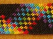 Bracelets Brésiliens - Niveau 7 - Modèle 4 - Passions Ephémères