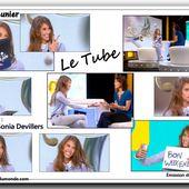 Ophélie vs Sonia, duel de belles des médias - Images du Beau du Monde