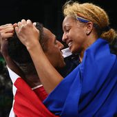 D'amour et d'or : un couple champion ! - Images du Beau du Monde