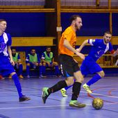 L'AS Minguettes futsal en 8e de finale de la Coupe de France - Sports Vénissians