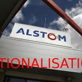 Alstom : nationalisation ... sans indemnité! - Front Syndical de Classe