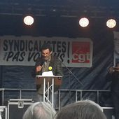 Goodyear Amiens : des milliers en soutien aux 8 pour la relaxe