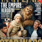 Le cast de Star Wars photographié par Annie Leibovitz (Vanity Fair). - LeBlogTvNews