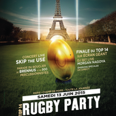 Top 14 Rugby Party : concert gratuit de Skip The Use à Paris. - LeBlogTvNews