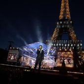 Revoir le concert du 14 juillet 2015 au Champ-de-Mars (vidéo). - LeBlogTvNews