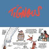 Anthologie du regretté Tignous en librairies. - LeBlogTvNews