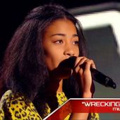 Vidéo The Voice Kids : Shaina très courtisée par les coachs (Wrecking ball). - LeBlogTvNews