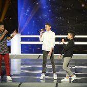 The Voice Kids : Lisandro, Medhi et Ferhat reprennent My girl (Vidéo). - LeBlogTvNews