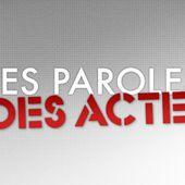 Des paroles et des actes ce jeudi : Marine Le Pen pose ses conditions (communiqué). - LeBlogTvNews