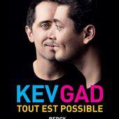 Gad Elmaleh et Kev Adams ensemble sur scène : prix et dates de la tournée. - LeBlogTvNews