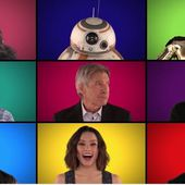 Medley Star Wars par Jimmy Fallon, The Roots et le cast. - LeBlogTvNews