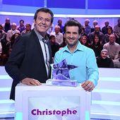 Les 12 coups de midi : Christophe décroche l'étoile aux cadeaux. - LeBlogTvNews