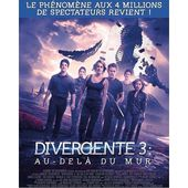 Box-office France : Divergente 3 leader, La vache vers le million. - LeBlogTvNews