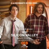 Silicon Valley saison 3 dès le 25 avril en US+24 sur OCS. - LeBlogTvNews