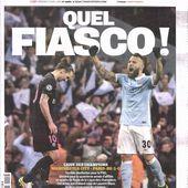 Manchester - PSG : record historique pour L'Equipe du soir. - LeBlogTvNews